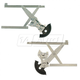 1AWRK00136-1992-98 Window Regulator Pair Front