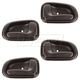 1ADHS00881-1993-97 Geo Prizm Toyota Corolla Interior Door Handle