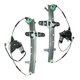 1AWRK00116-Window Regulator Rear Pair