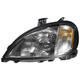 1ALHH00009-Freightliner Columbia Headlight Driver Side