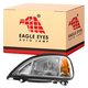 1ALHH00005-Freightliner Columbia Headlight Driver Side