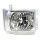 1ALHH00016-2008-13 Headlight Passenger Side