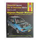 1AMNL00095-Chevy Metro Geo Metro Haynes Repair Manual