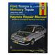 1AMNL00099-1984-94 Ford Tempo Mercury Topaz Haynes Repair Manual