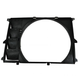 1ARFS00013-BMW Radiator Fan Shroud