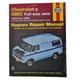 1AMNL00089-1968-96 Chevy Van G-Series GMC Van Haynes Repair Manual