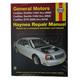 1AMNL00081-Cadillac Deville Seville Haynes Repair Manual