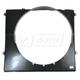 1ARFS00001-Toyota 4Runner Tacoma Radiator Fan Shroud