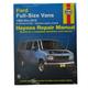 1AMNL00074-1992-10 Ford Haynes Repair Manual