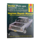 1AMNL00076-1974-93 Haynes Repair Manual
