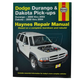 1AMNL00051-Dodge Dakota Durango Haynes Repair Manual