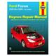 1AMNL00056-2000-05 Ford Focus Haynes Repair Manual