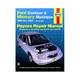 1AMNL00058-1995-00 Ford Contour Mercury Mystique Haynes Repair Manual