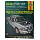 1AMNL00059-2002-08 Dodge Haynes Repair Manual