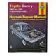 1AMNL00042-1983-91 Toyota Camry Haynes Repair Manual