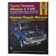1AMNL00048-Toyota 4Runner T100 Tacoma Haynes Repair Manual