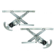 1AWRK00064-Window Regulator Pair