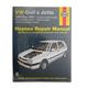 1AMNL00038-Volkswagen Cabrio Golf Jetta Haynes Repair Manual