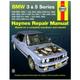 1AMNL00037-BMW Haynes Repair Manual