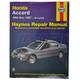 1AMNL00031-1994-97 Honda Accord Haynes Repair Manual