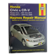 1AMNL00029-Honda Civic CR-V Haynes Repair Manual