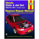 1AMNL00028-1992-95 Honda Civic Civic Del Sol Haynes Repair Manual