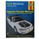 1AMNL00023-1994-04 Ford Mustang Haynes Repair Manual