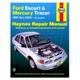 1AMNL00021-1991-00 Ford Escort Mercury Tracer Haynes Repair Manual
