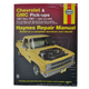 1AMNL00016-Haynes Repair Manual