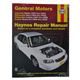 1AMNL00013-Haynes Repair Manual