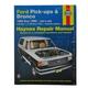 1AMNL00003-1980-96 Ford Haynes Repair Manual