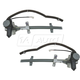 1AWRK00092-1989-98 Mazda MPV Window Regulator Pair  Dorman 741-594  741-595