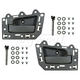 1ADHS00815-2005-10 Jeep Grand Cherokee Door Handle Kit Front Pair