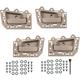 1ALHP00711-GMC Headlight Pair