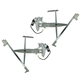 1AWRK00070-Window Regulator Pair Front