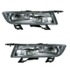 1ALFP00136-Saab 9-3 9-5 Fog / Driving Light Pair