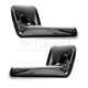 1ADHS00833-2005-06 Ford Expedition Interior Door Handle Pair