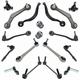 1ASFK01019-BMW X5 Suspension Kit