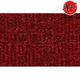 ZAICF00907-1983-91 GMC Jimmy S-15 Passenger Area Carpet 4305-Oxblood