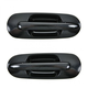 1ADHS00797-1997-01 Honda CR-V Exterior Door Handle Rear Pair