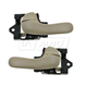 1ADHS00796-Chevy Impala Monte Carlo Interior Door Handle Pair