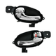 1ADHS00770-Interior Door Handle Front Rear Pair