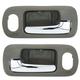1ADHS00774-2001-05 Honda Civic Interior Door Handle Pair