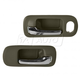 1ADHS00778-2001-05 Honda Civic Interior Door Handle Pair