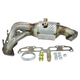 1AEEM00620-2002-06 Nissan Altima Sentra Exhaust Manifold with Catalytic Converter Assembly