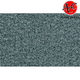 ZAICF00954-1975-80 Oldsmobile Starfire Passenger Area Carpet 4643-Powder Blue