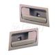 1ADHS00745-Interior Door Handle Pair Parchment