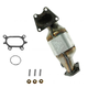 1AEEM00642-Exhaust Manifold with Catalytic Converter & Gasket Kit