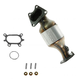 1AEEM00643-Exhaust Manifold with Catalytic Converter & Gasket Kit