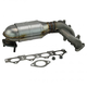 1AEEM00644-Hyundai Elantra Tiburon Exhaust Manifold with Catalytic Converter & Gasket Kit